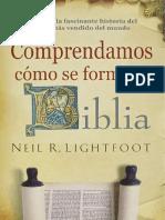 Comprendamos Cómo se Formó la Biblia (Neil R. Lightfoot).pdf