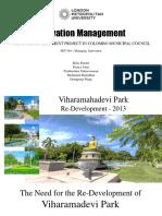 Viharamadevi Park