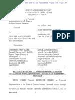 Damon Grimes Settlement