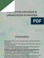Process of urbanization