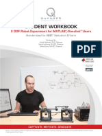 2 DOF Robot Workbook - QUARC (Student).pdf