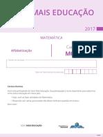 Alfabetização _ MATEMÁTICA - M0304