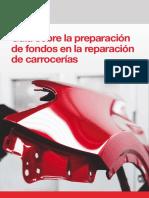 LOC - Guía de Preparación de Fondos en La Reparación de Carrocería - eBook