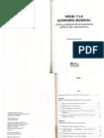 Narváez, Angelo (2019) Hegel y la economía mundial. Crítica y genesis de la economía política del colonialismo