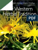 The Western Herbal Tradition Tobyn Denham Whitelegg (Elsevier 2011)BBS