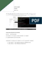 Creando un proyecto en angular