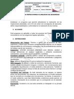 V-IPP-PGR03  PROGRAMA PARA INSPECCIONES PLANEADAS DE SEGURIDAD