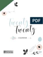 BPW-Free-Printable-2020-Calendars-Boho-Chic