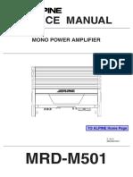 Alpine-MRDM501 car amp.pdf
