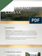 COMUNIDAD CLIMAX