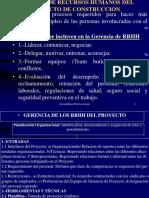 LA GERENCIA DE PROYECTOS EN CONSTRUCCION minimizado2.ppt