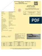 POLLUTION CERTIFICATE