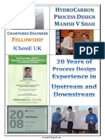 MANISH SHAH - Downstream Catalogue