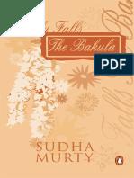 Sudha Murty - Gently Falls the Bakula-Penguin (2008)