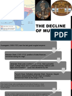 4508 0 the Decline of Mughal