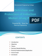 Fault Detection and Protection of Induction