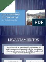 LEVANTAMIENTOS TOPOGRÁFICOS(1)