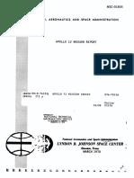 Apollo 12 Mission Report