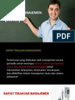 PP. Rapat Tinjauan Manajemen (RTM).ppt