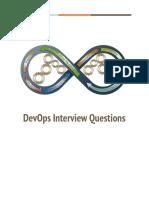 52 DevOps Interview Questions