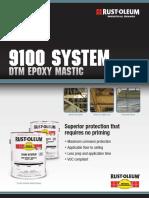 9100 Hp Epoxy (Dtm)