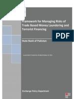 Framework for Managing risk of TBML &TF 2019.pdf