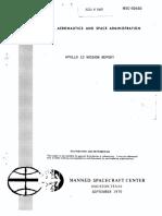 Apollo 13 Mission Report
