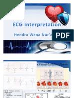 Hendra - EKG
