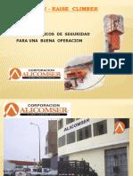 ALIMAK - PERÚ. RAICE CLIMBER