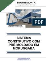Sistema Construtivo Com Pré-Moldado Em Morungaba