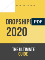 The Ultimate Guide to Dropshipping 2020