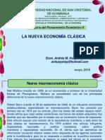 7 La Nueva Economía Clásica.ppt