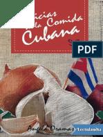 Delicias de La Comida Cubana - Angela Oramas Camero