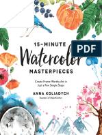 15-Minute Watercolor Masterpieces by Anna Koliadych.epub