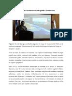Los desastres naturales en la República Dominicana