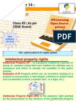 IPR,Licensing and Open Source and Cyber crime (1)