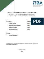 Trabajo Practico Final_13. Sweet Victorian_intentoTesis SL by China Final