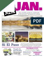 El Paso Scene January 2020