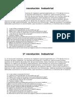 1º revolución  Industrial - para docentes