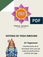 1. Sistema de  yoga inbound, historia del yoga - Edit