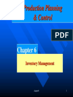 CH6Inventort management