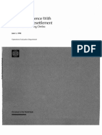 ADB Report - INFID - Kedung Ombo