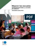 El Reto de La Mejora de La Escuela OECD-Ccesa007