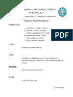 EXPORTANCIÓN DE MANGOS - PERU 2019