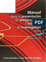 Manual para la presentacion de anteproyectos e informes de investigacion - Schmelkes.pdf