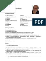 CV Magistrado Luis Fernando Damiani Bustillos