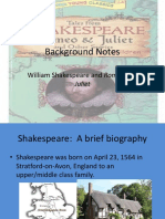 Shakespeare RJ notes.ppt