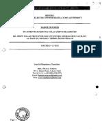 Tariff Petition Enertech Quetta Solar for web