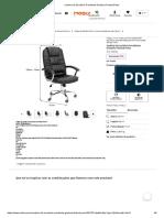 Cadeira de Escritório Presidente Giratória Finland Preta.pdf