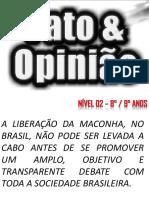 Fato X Opinião Nível 02.pptx